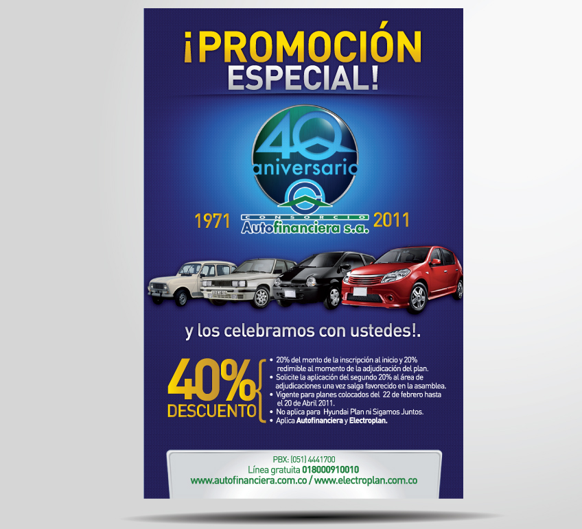 Autofinanciera Ads